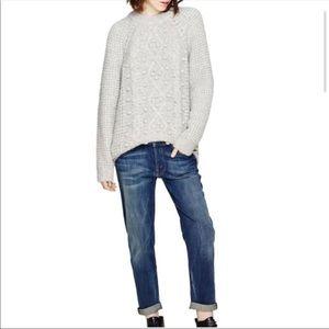 Mother Dropout Boyfriend slim jeans